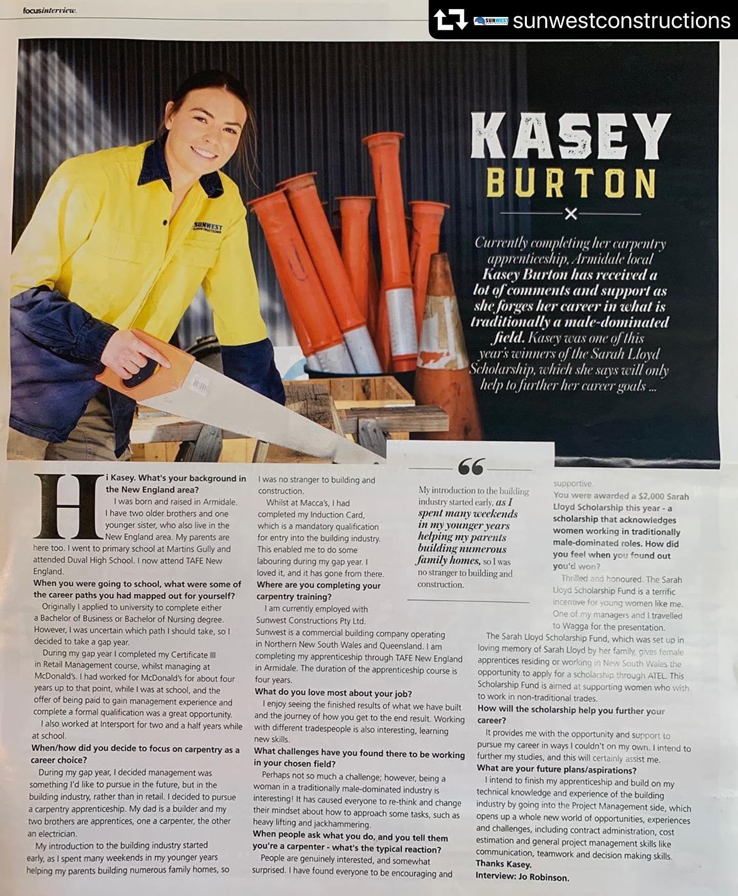 Kasey Burton
